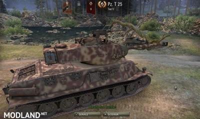 T-25-90 ( T-25 premium remodel/Turret+gun swap) 3 [1.0.2.2], 2 photo
